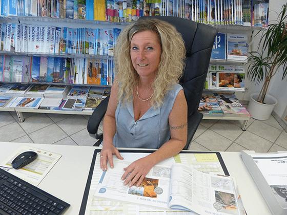 Anja Lottmann-Collosi Reiseverkehrskauffrau