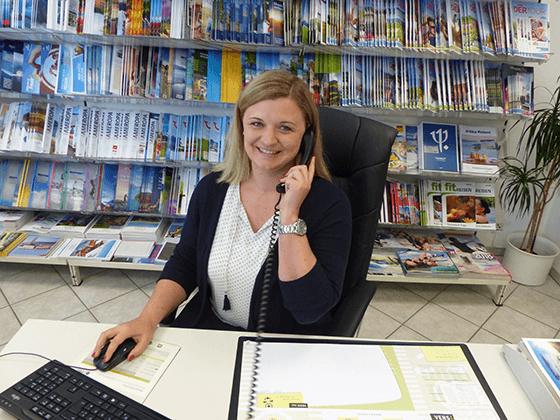 Kirsten Wolter Tourismuskauffrau für Privat- & Geschäftsreisen